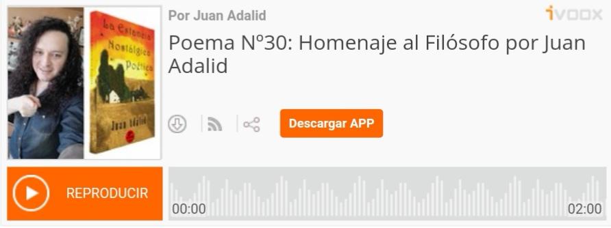Juan Adalid, Ivoox
